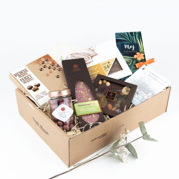 Darilni paket Za čokoholičarke