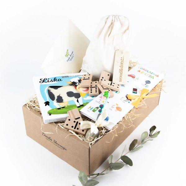 Darilni paket domine darila Slovenije
