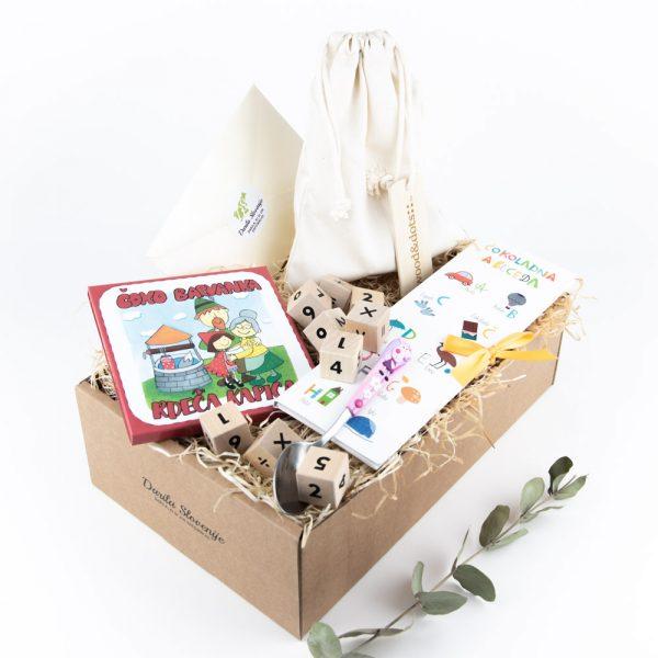 Darilni paket zabava računaj do 1000 darila Slovenije