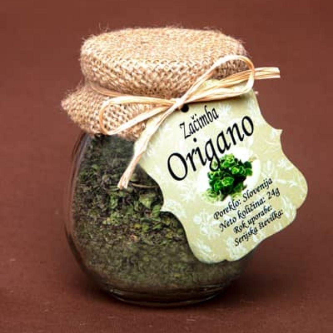 Začimba Origano