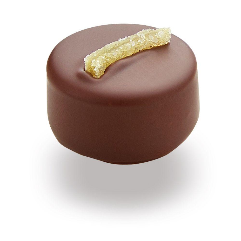 Bonboniera čokoladne praline z medom cvetnim prahom ingverjem sivko 5