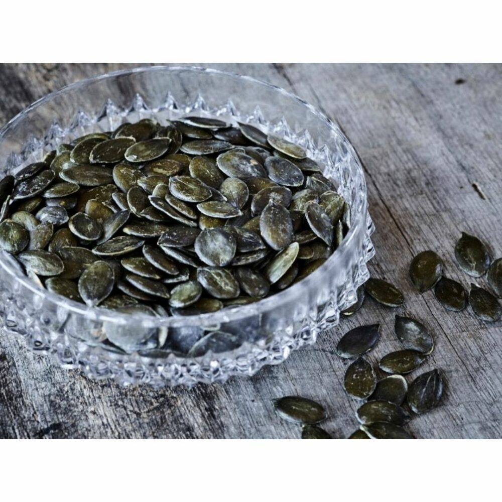 Jedilno bučno seme - Praženo slano 100g
