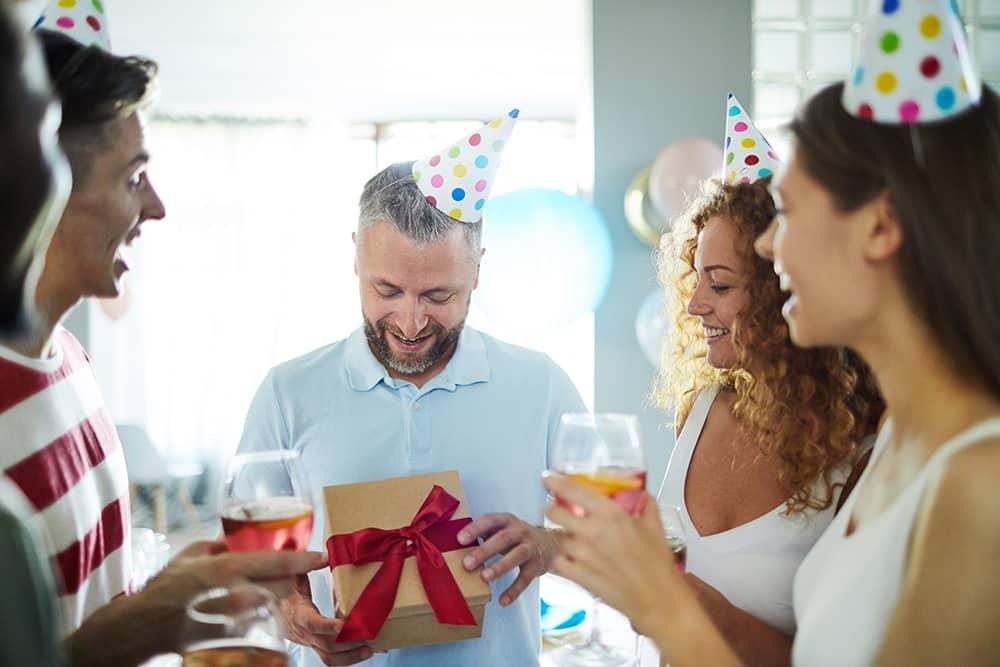 Izbira darila za moškega