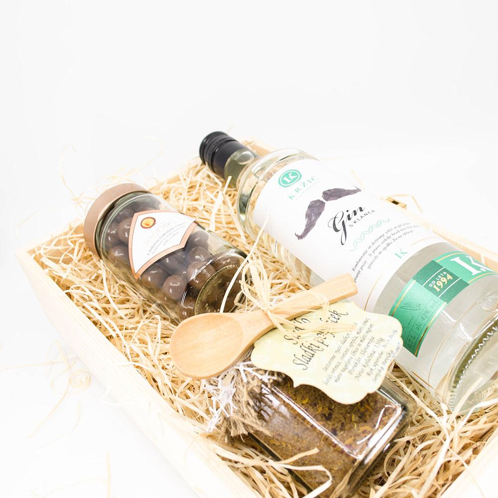 Slovenski gin paket