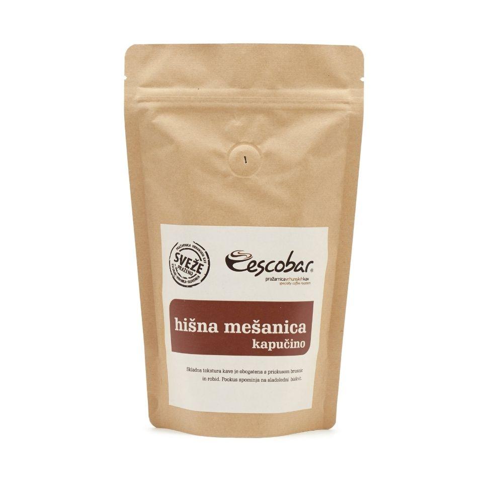 Kava escobar hišna mešanica kapučino 100g 1