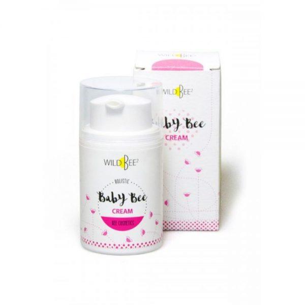 Krema za otroško kožo holistična čebelja kozmetika