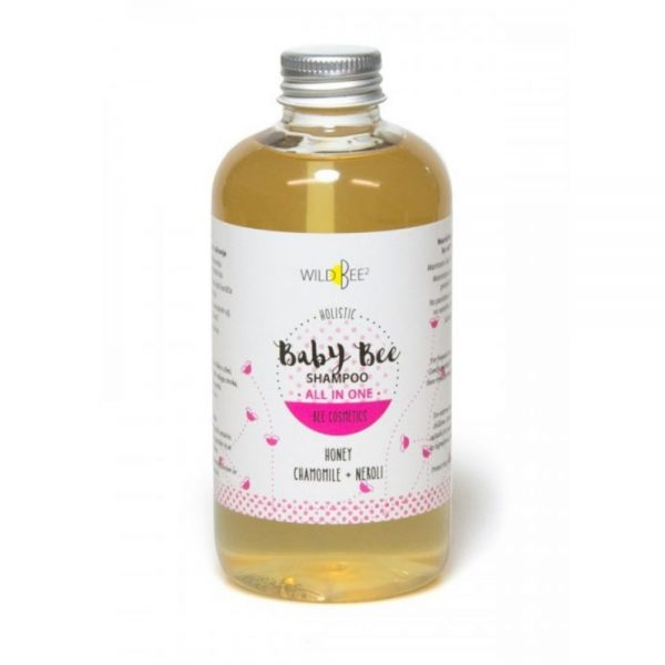 Otroški šampon gel za tuširanje holistična čebelja kozmetika