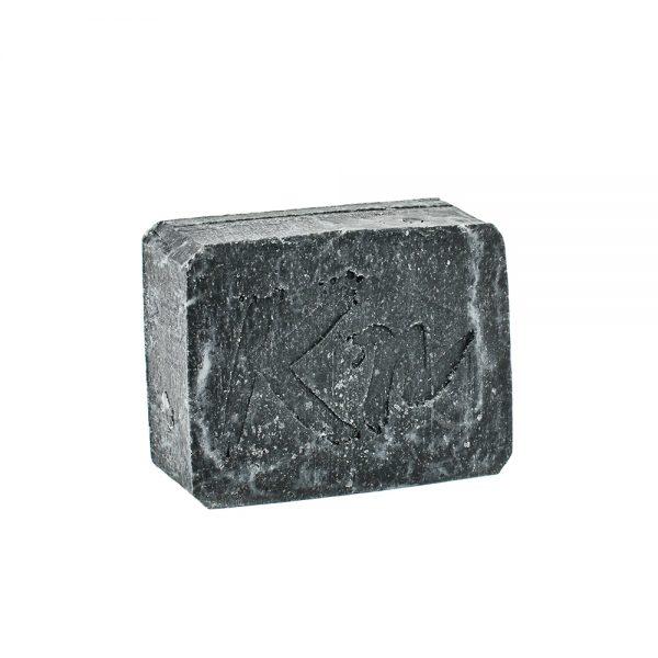 Črno milo z aktiviranim ogljem