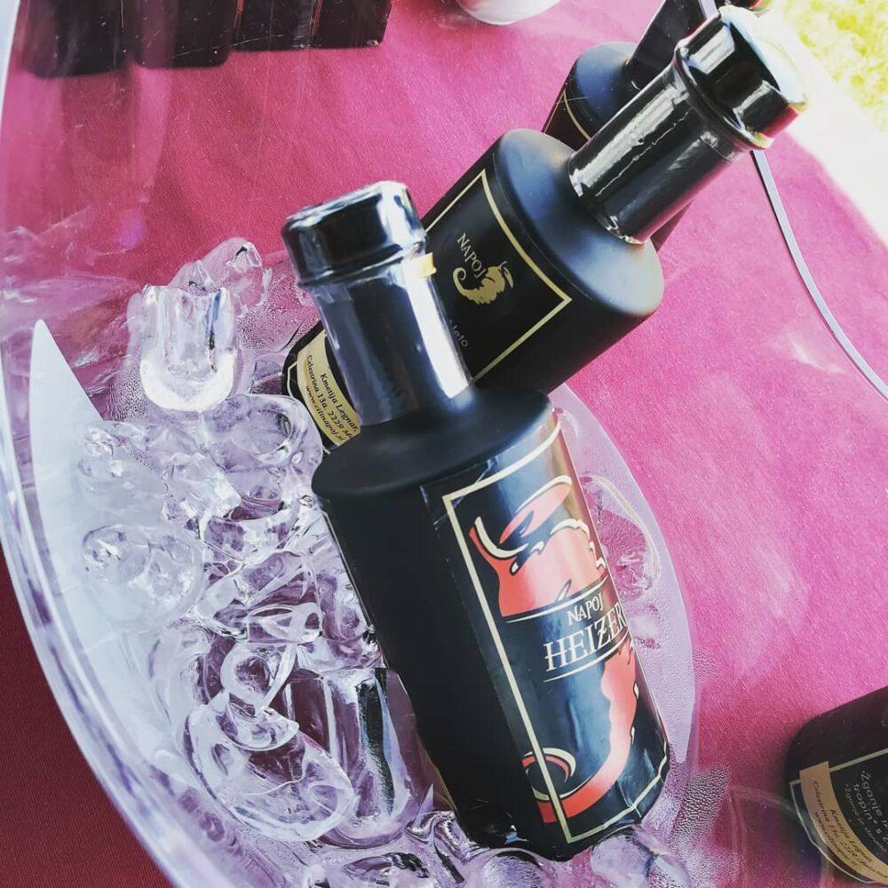 Vinsko žganje s čilijem
