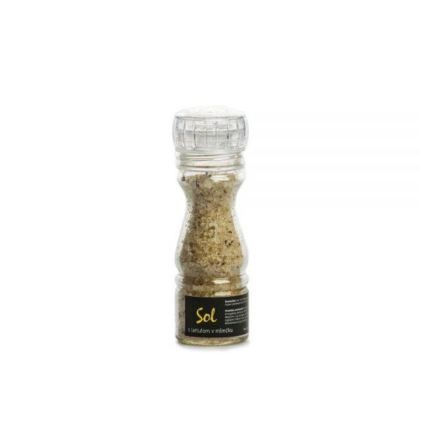 Sol s tartufom v mlinčku 100g