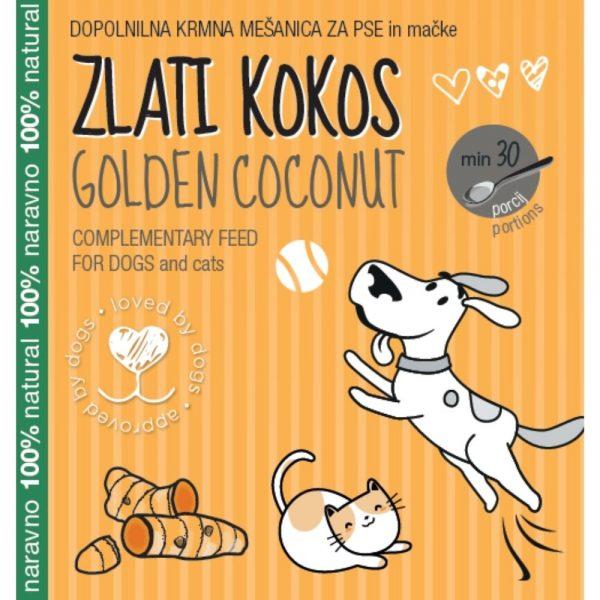 Zlati kokos