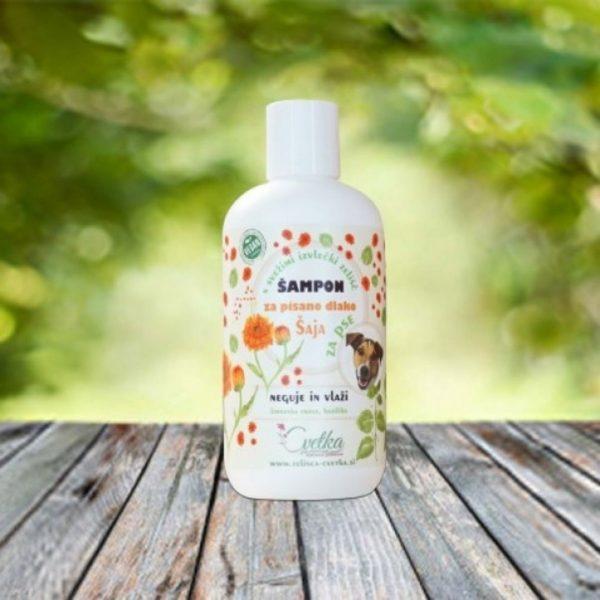 Šampon za pse za pisano dlako