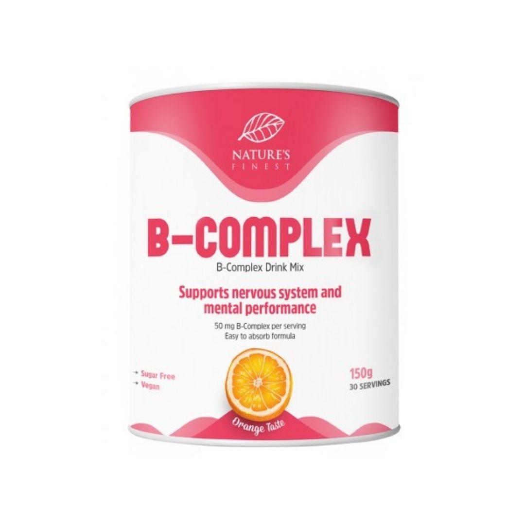B kompleks vitamini minerali