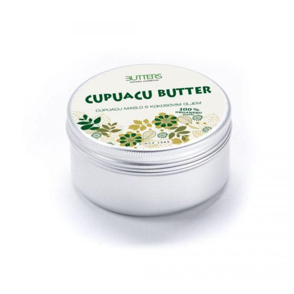Cupuacu maslo s kokosovim oljem