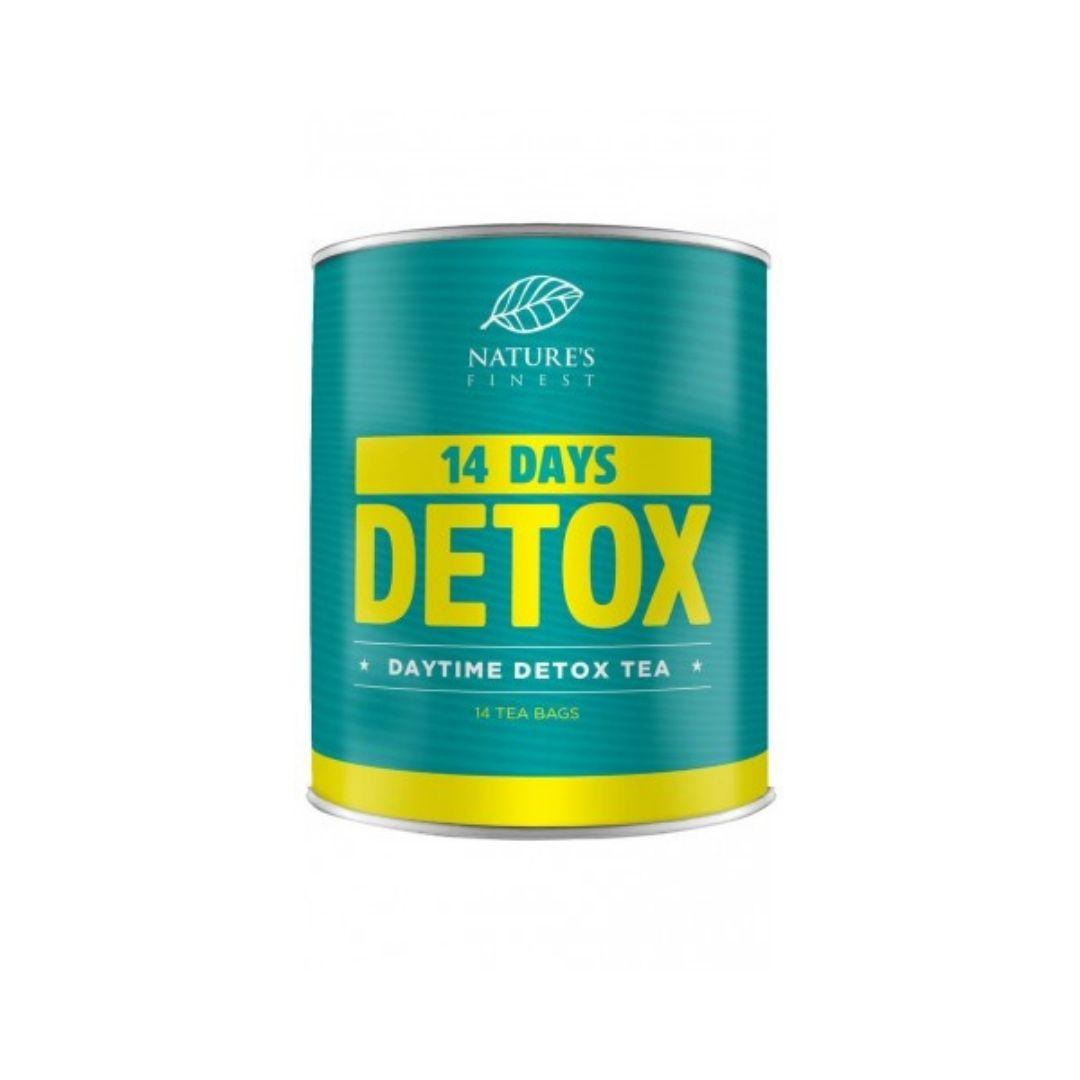 Detox dnevni čistilni čaj