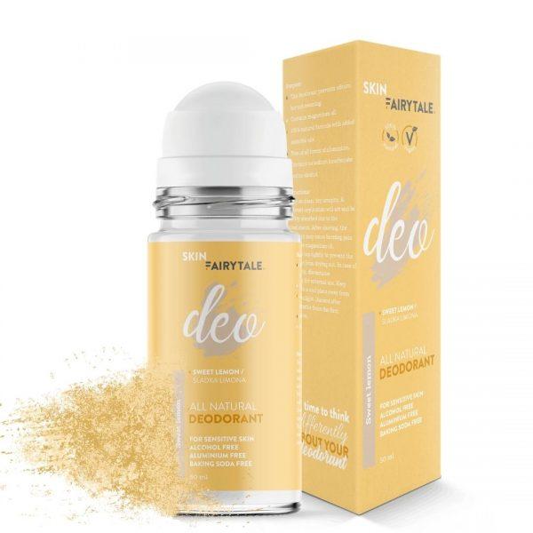 Dezodorant sweet lemon terapevtska kozmetika