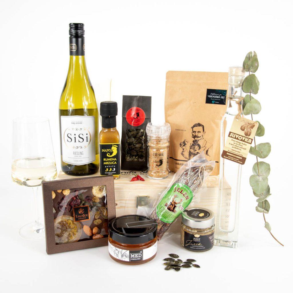 Slovenski izdelki hrana
