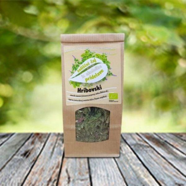 Zeliščni čaj hribovski