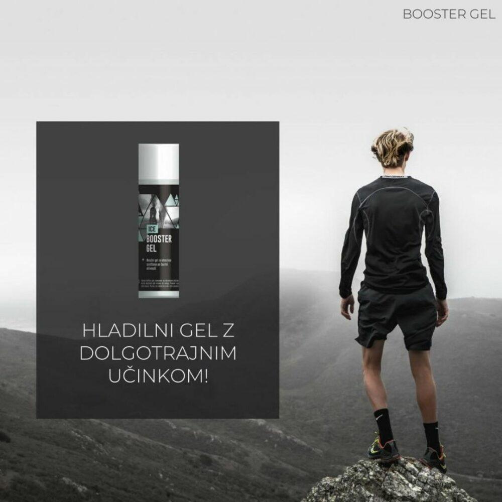 ICE BOOSTER GEL HLADILNI - 150ml