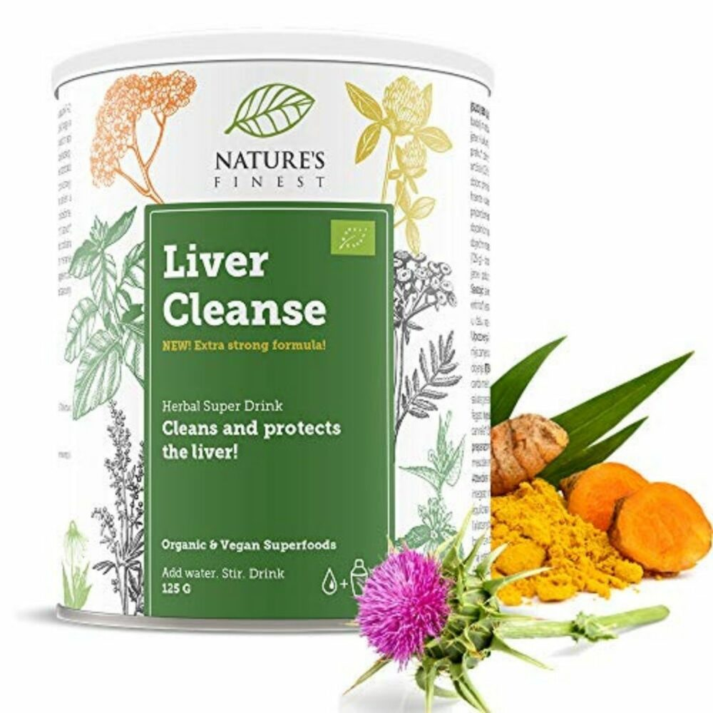 LIVER CLEANSE super drink (za zdrava jetra) - 125g