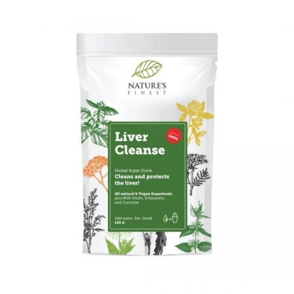 Liver cleanse čiščenje jeter