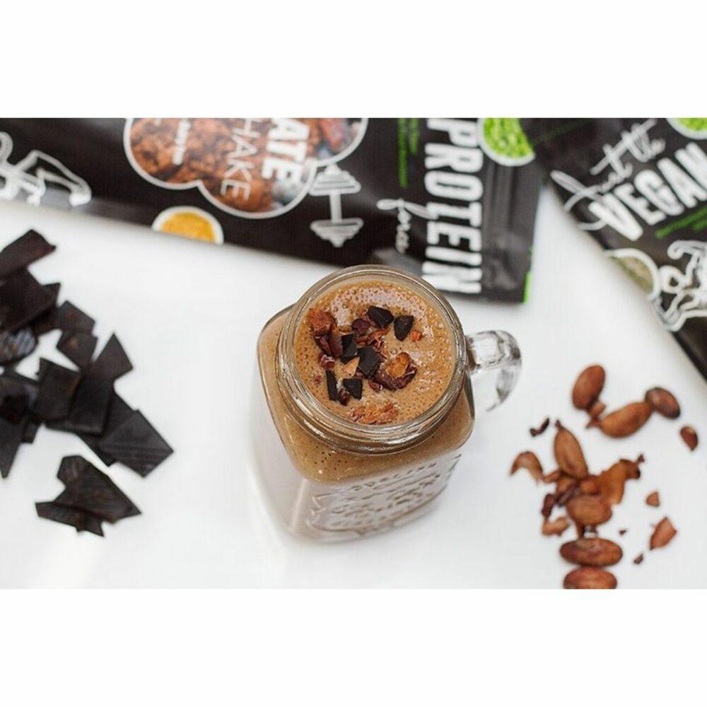 Bio Čokoladni 63% Beljakovinski Shake - 450g
