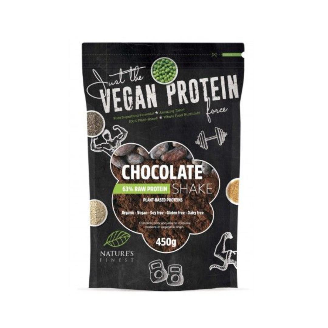 Proteini beljakovine bio čokoladni shake