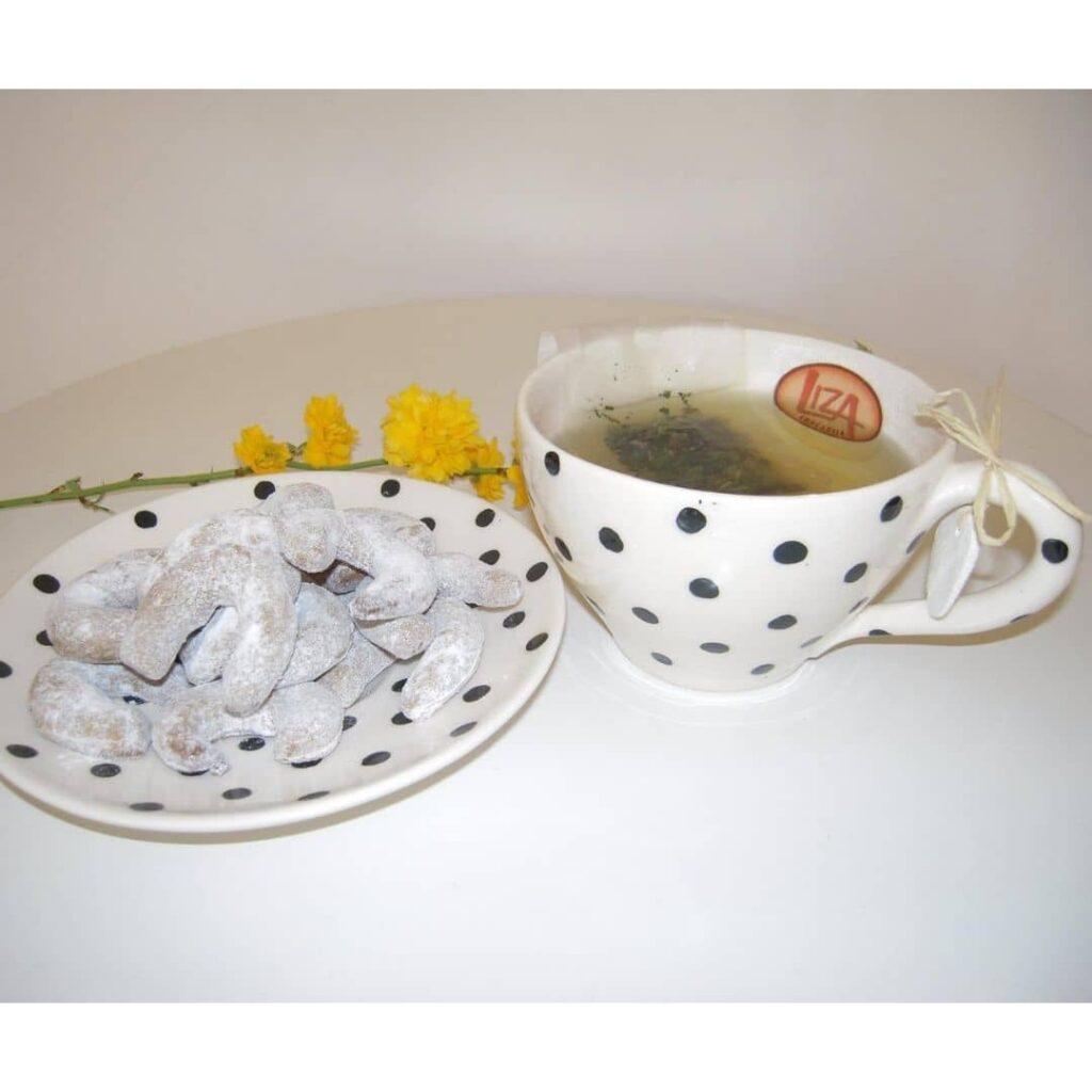 Skodelica zimskega čaja