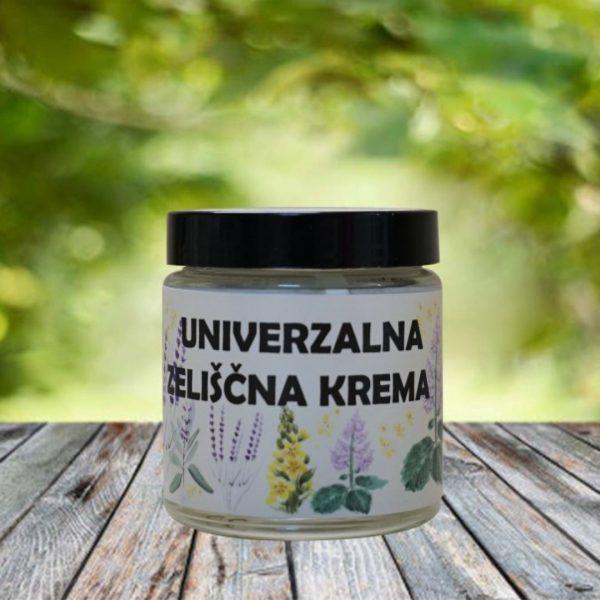 Univerzalna zeliščna krema