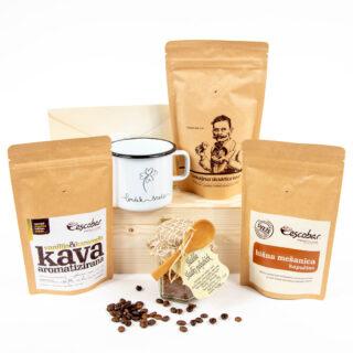 Naj zadiši po kavi 2 - Božično pakiranje