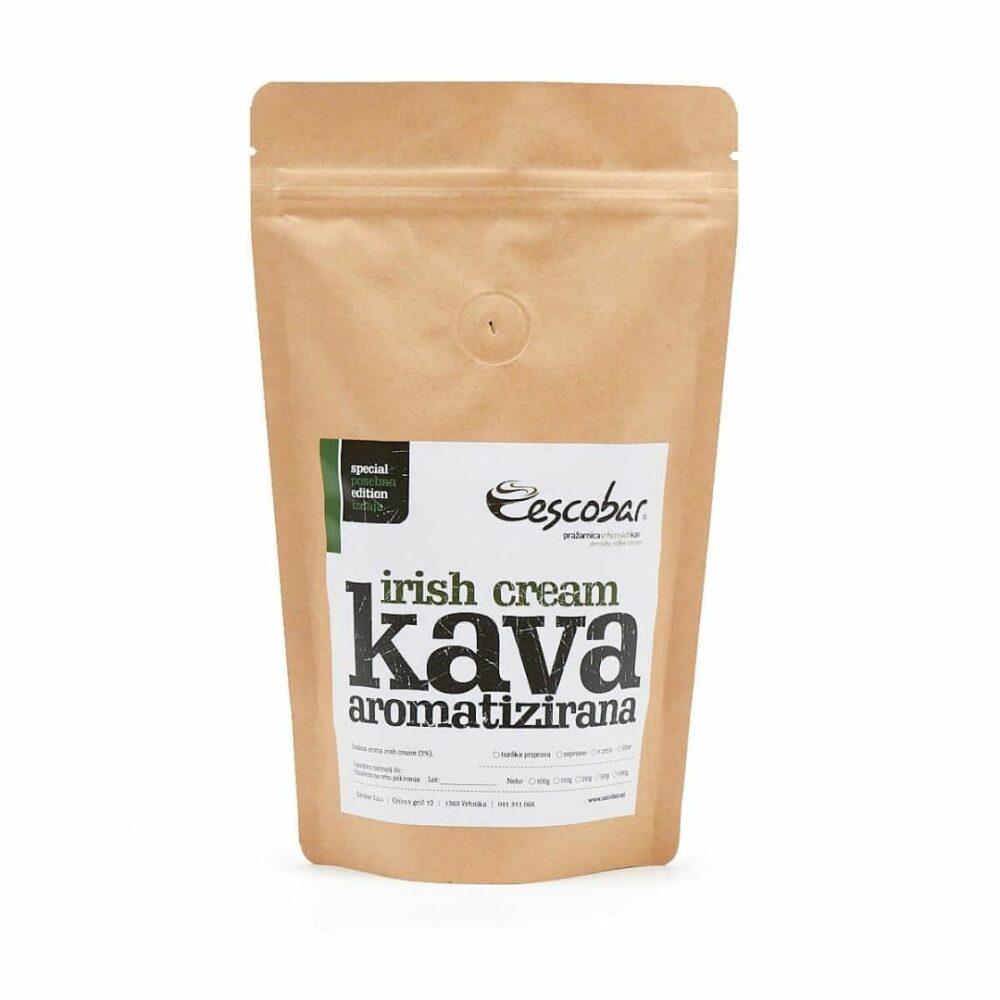 Aromatizirana kava irish cream 100g