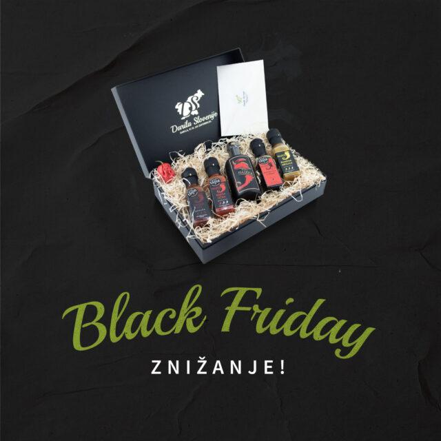 Darila Slovenije - Black Friday