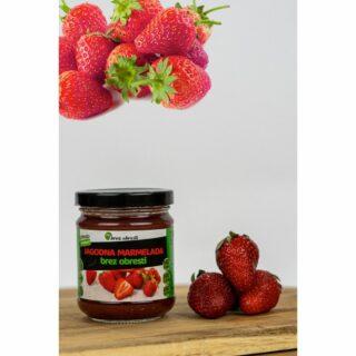 Jagodna-marmelada-brez-sladkorja