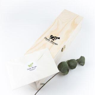 LESENA darilna škatla - 383x95x95
