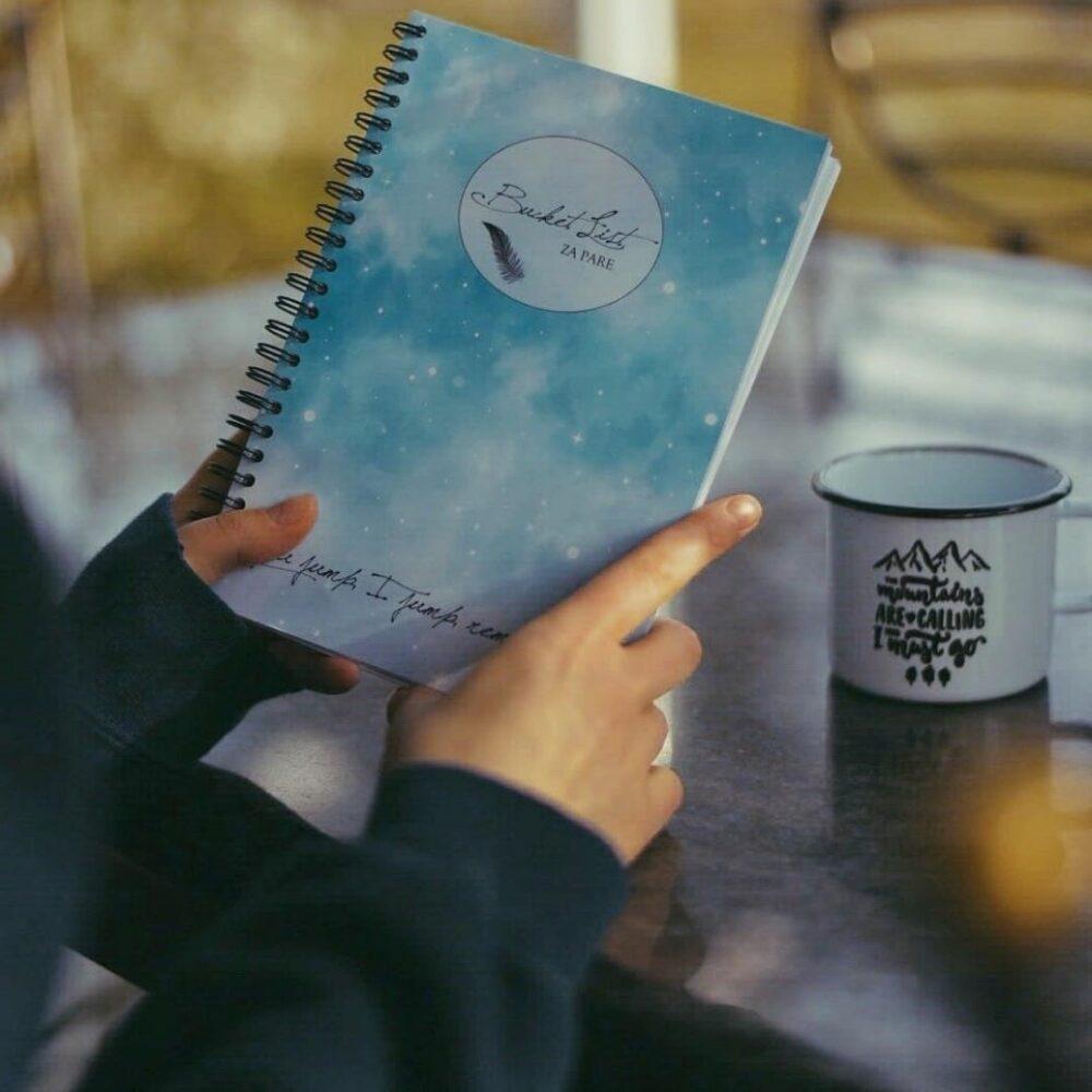 BucketList - dnevnik - za poglobljen odnos in zabavo 10