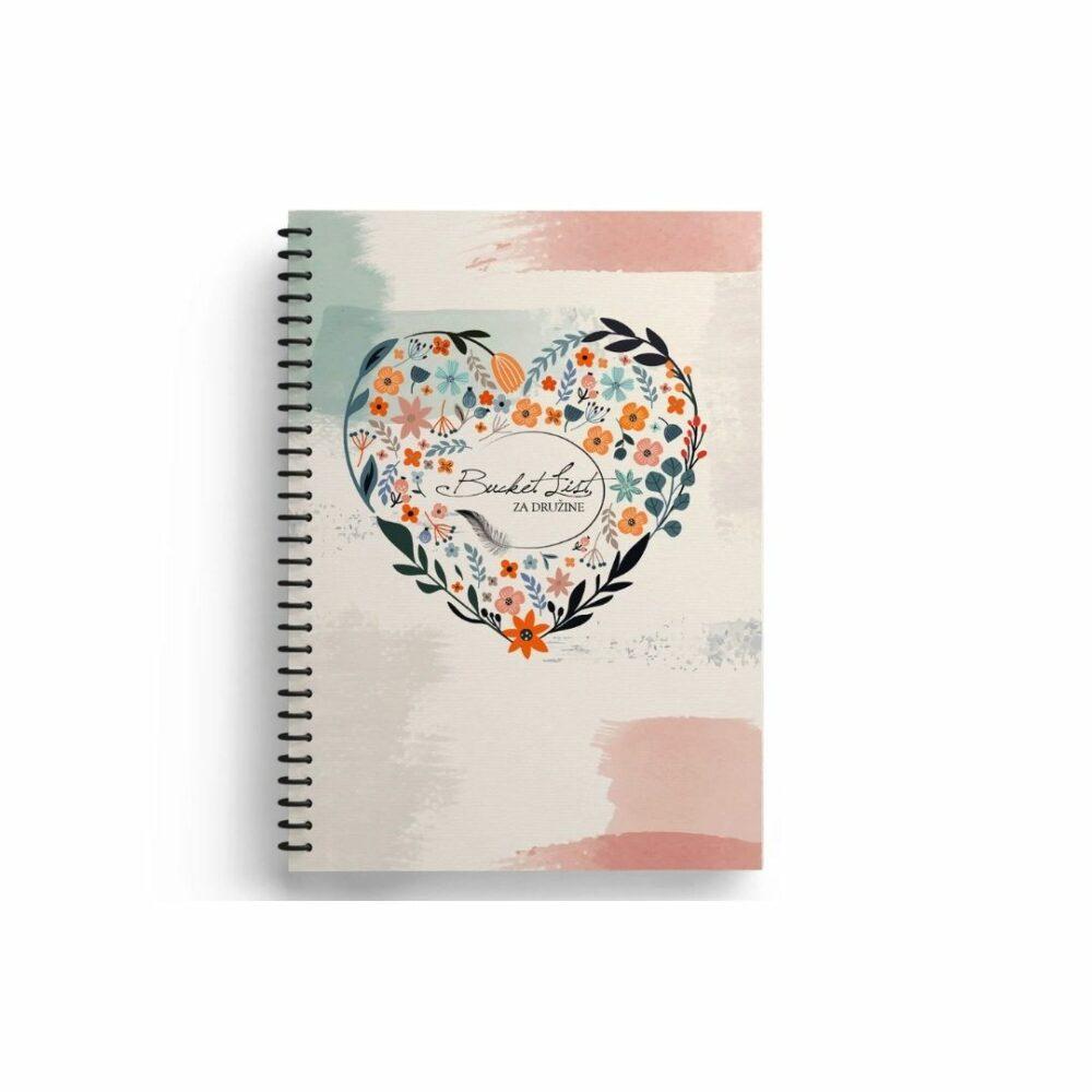 BucketList - dnevnik - zakladnica idej za vaša doživetja