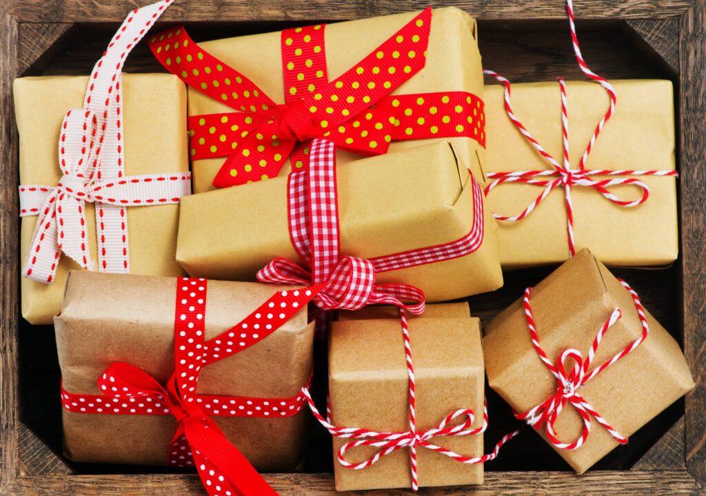 Izvirna božična darila