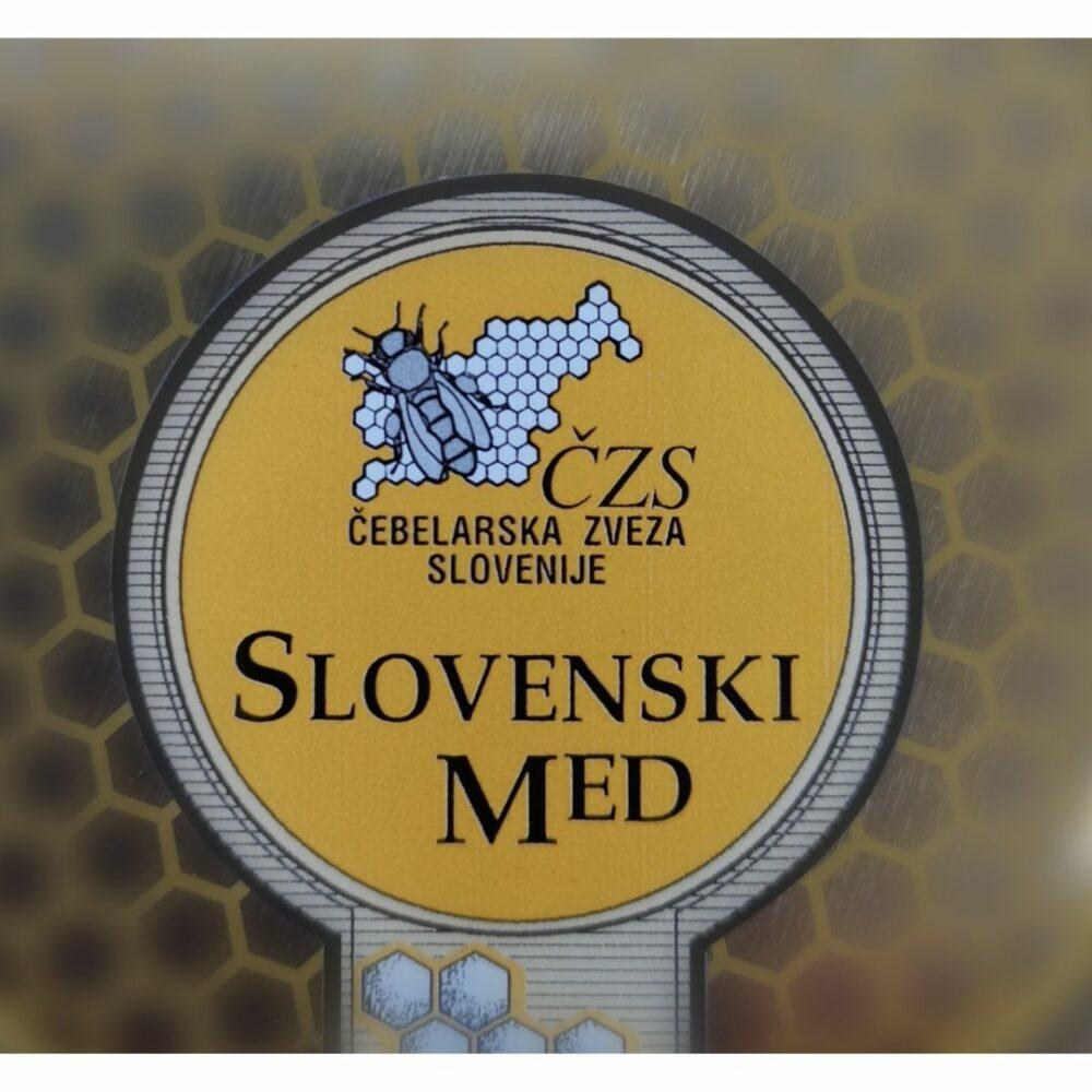 Splošna fotografija za vsepovsod Slovenski med