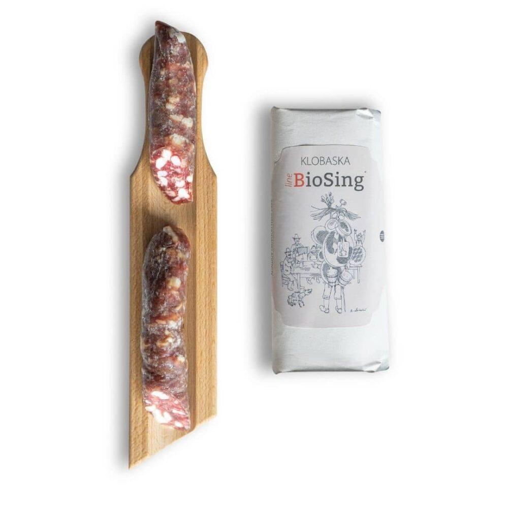 BioSing-klobaska