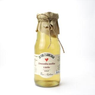 Sirup - Limonska melisa s sivko - 0,2l - Za tebe z ljubeznijo