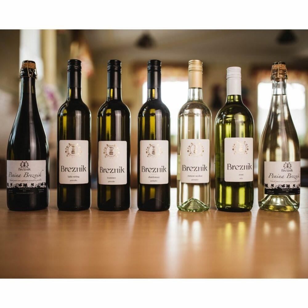 Degustacija vin turizem Breznik Cerkvenjak