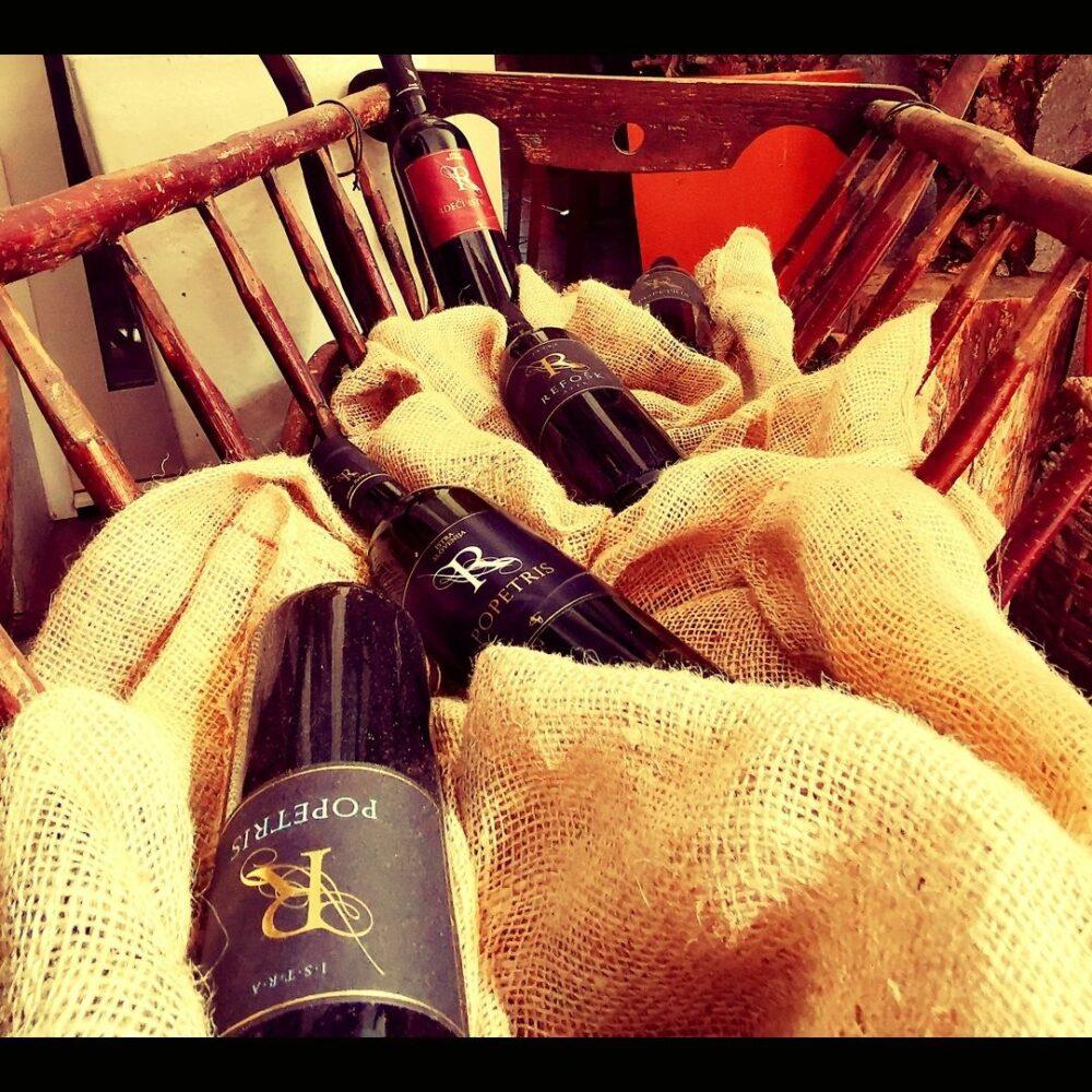 Darilni boni - vinska degustacija