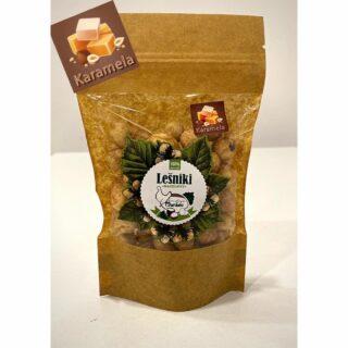 Domači lešniki praženi s karamelo - 100g