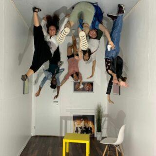 Družinska vstopnica za Hišo iluzij v Ljubljani