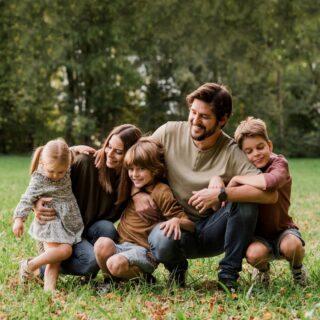 Družinsko fotografiranje v naravi - Andraž Gregorič ( Domžale)