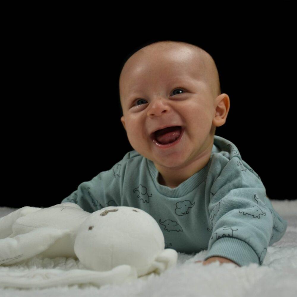 Fotografiranje dojenčka (studio) - Selnica ob Dravi