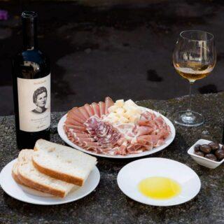 Istrsko vinsko razvajanje za dve osebi – Vina Bordon (Dekani)