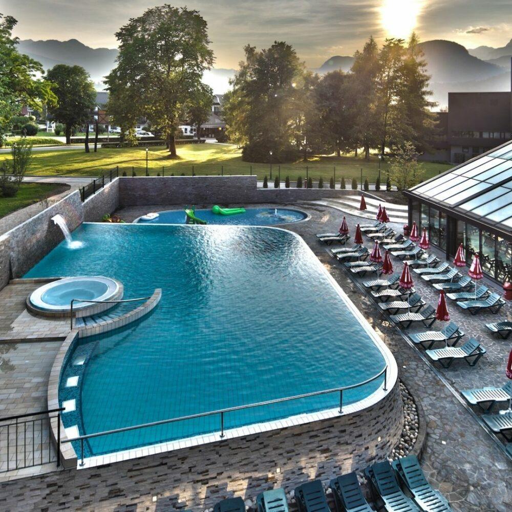 Darilni boni - Aquapark in Wellness Bohinj