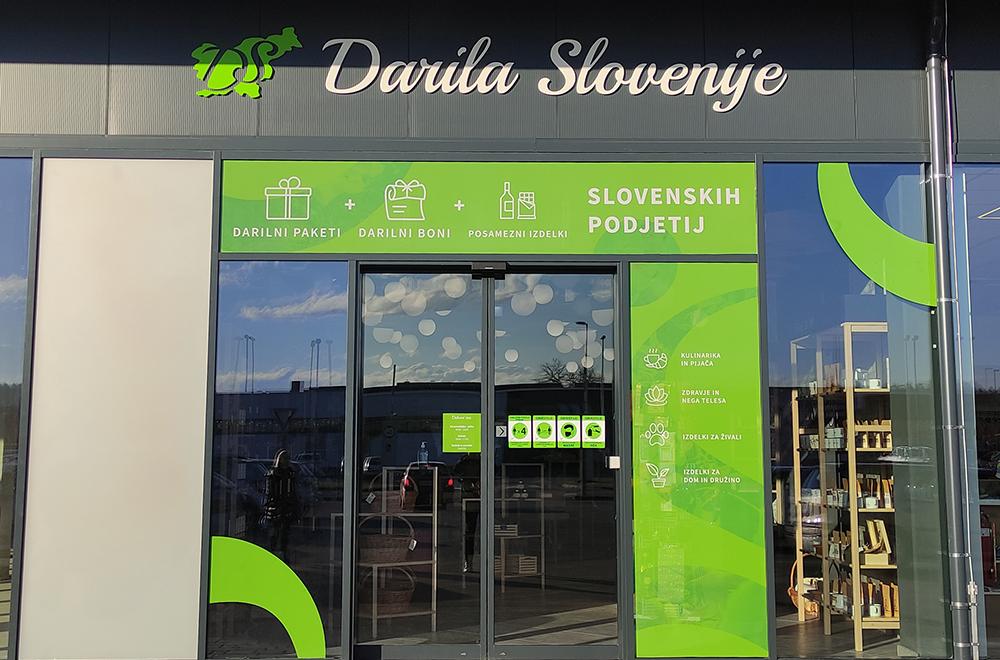 Slovenska darila