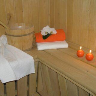 Wellness oddih med škofjeloškimi hribi ( za 2 osebi) – Turizem Loka – sobe in apartmaji****